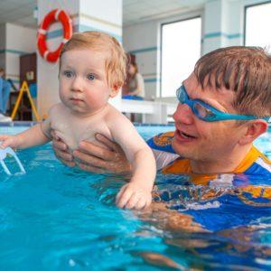 dzieci nauka pływania poznań