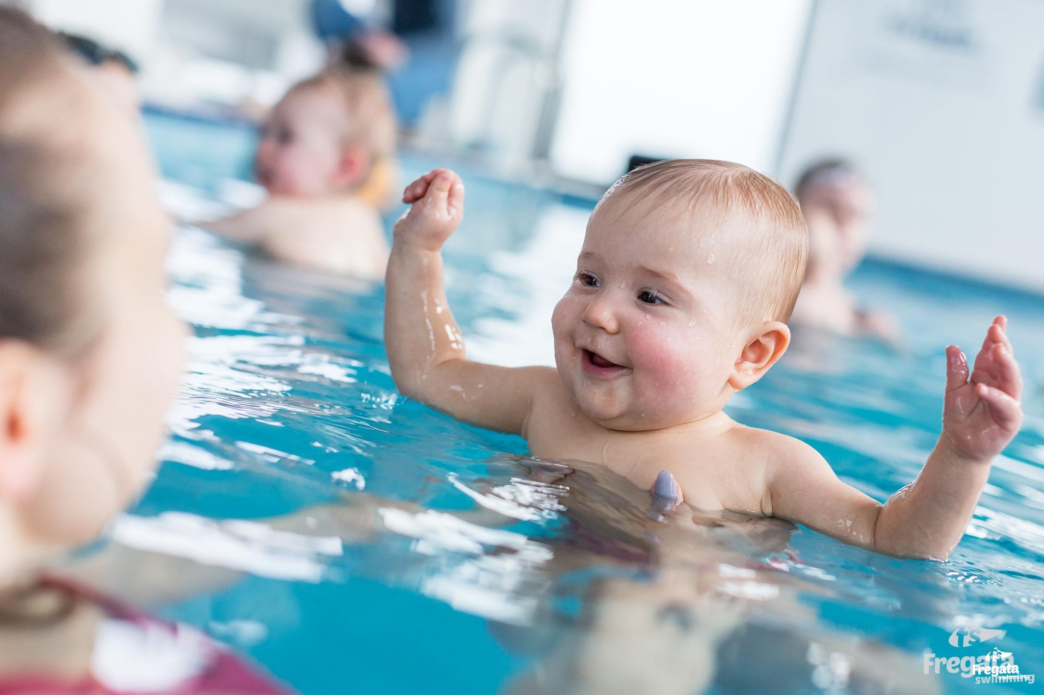 kursy pływanai dzieci