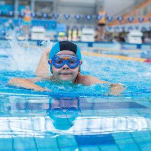 Lekcje pływania dzieci