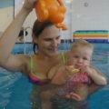 nauka pływania niemowląt Wrocław