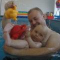 Basen we Wrocławiowi do nauki pływania