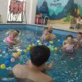 oswajanie z wodą basen Wrocław