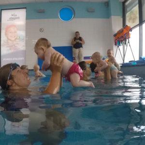 oswajanie z wodą szkoła pływania