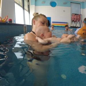 szkoła pływania dzieci