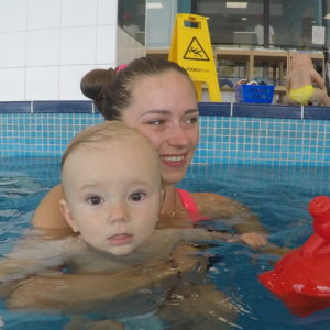 nauka pływania niemowlaki wrocław