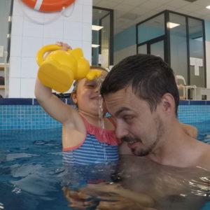 lekcje pływania wrocław