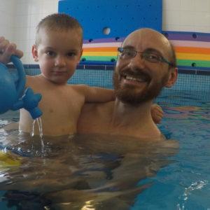 oswajanie z wodą lekcje pływania