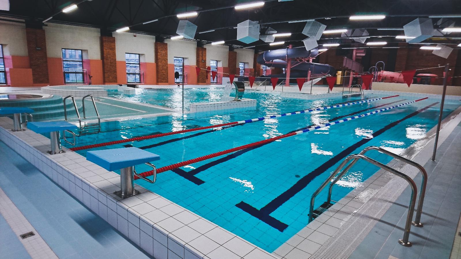 Nauka pływania dorosłych Żnin